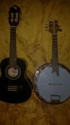 Banjo. De. Luther. Cavaco. Voga. Os. Dois 700