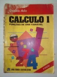Livro: Cálculo 1 - Funções de uma variável