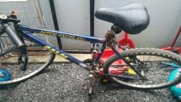 Bicicleta Caloi macha