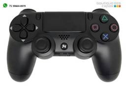 Controle Para Vídeo Game Sem Fio playstation Ps4 Knup Kp-4128 Games