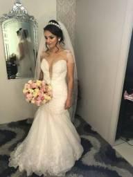 Vestido de Noiva (Estilista Sérgio Gavioli) Casamento