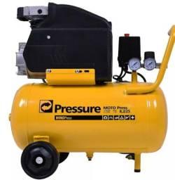 Compressor 2hp muito novo