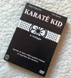 Box trilogia Karatê Kid