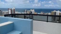 Na Pituba Sensacional Cobertura Artur de Sá, 5 quartos ( 2 suítes) , 262 m²