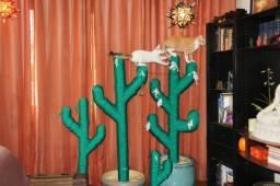 Arranhador cactus para gatos
