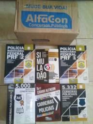Curso completo PRF e carreiras policias alfacon