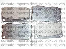 Pastilha freio dianteria volare A5/ A6/ F4000/ furgao van 6000