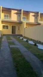 Lançamento no Eusébio, casas duplex terreno grande 5×36 2 suítes 3 vagas