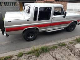 F 1000 cab dupla - 1989
