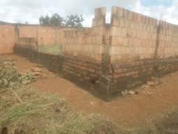 Vendo lote murado de 450 m² no jardim do ingá troco por carro