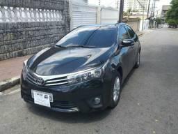 Toyota corolla xei 2017.extra. 40.000.+ parcelas - 2017