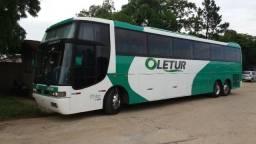 Ônibus, Busscar 360 Volvo B12