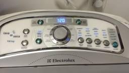 Lavadoura e secadora de roupas Lava e Seca Electrolux 12 kg LST12