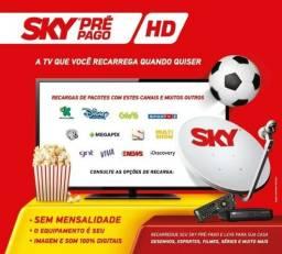Pré-pago HD