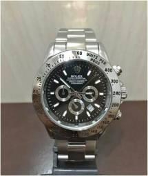 1bf26d01b66 Relógio Rolex Daytona aço Unissex Novo Frete grátis sp