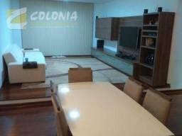 Apartamento à venda com 5 dormitórios em Centro, Santo andré cod:34906