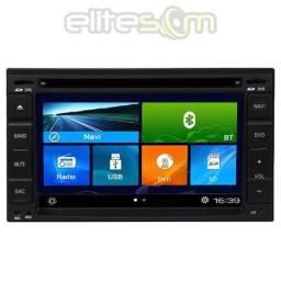 Aikon-Universal_Multimídia- GPS-TV-Espelhamento-Bluetooth na Elite Som e Acessórios