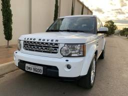 Land rover Discovery 4 HSE 2013/13 branca Extra - 2013