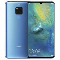 Huawei mate 20 128/4 azul (nota e garantia)