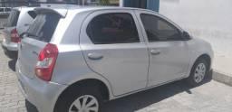 Etios Toyota - 2017