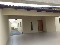 Casa portal do cerrado com lote 340m, corredor de ambos os lados. apenas 230 mil