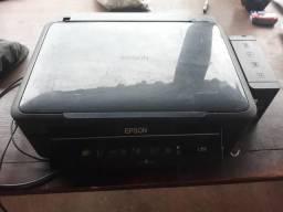 Impressora epson l355 bico emtopido