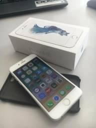 Iphone 6S 16gb, perfeito estado, completo com caixa (Aceito troca 5S ou SE)