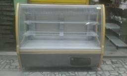 Balcão refrigerado gelopar 220v expositor