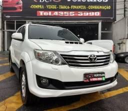 Toyota Hilux SW4 SRV 4x4 - Turbo Intercooler Diesel - Automático - Impecável - 2013