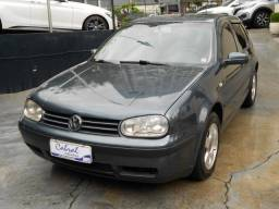 Vw - Volkswagen Golf 1.6 Mi Câmbio Manual - 2001