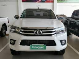 TOYOTA HILUX 2016/2017 2.8 SRX 4X4 CD 16V DIESEL 4P AUTOMATICO - 2017