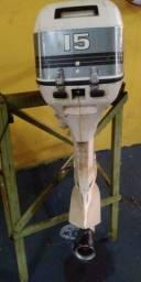 Motor popa 15