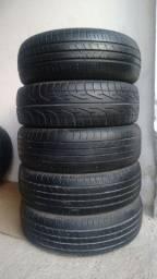 Lote 5 pneus