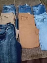 Calças Jeans tamanho Infantil