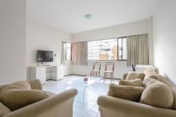 Flat 308, 6º pav, aluguel com 50 m2, 1 quarto e 2 salas em Boa Viagem - Recife - PE