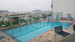 Apartamento à venda com 1 dormitórios em Camboinhas, Niterói cod:603879