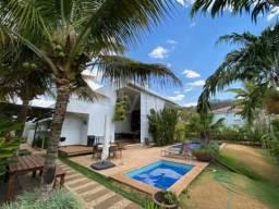 Casa em condomínio com 5 quartos no Condomínio Aldeia do Vale - Bairro Residencial Aldeia