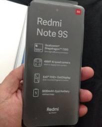Celular Redmi Note 9s 128GB