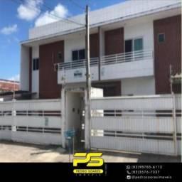 Apartamento com 2 dormitórios à venda, 56 m² por R$ 99.900 - Municípios - Santa Rita/PB