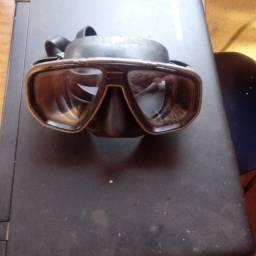 Oculos de mergulho