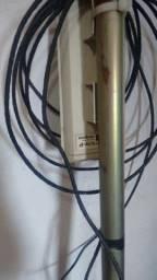 Recepitor de net e duas antena