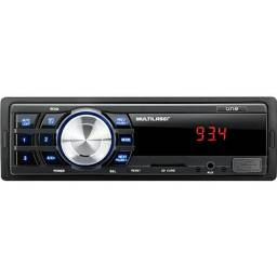Som automotivo MP3 player da Multilaser