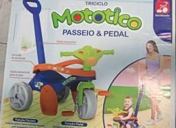 Brinquedo Triciclo Mototico...  ( Novo)