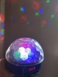 Iluminação globo