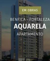 Aquarela, Benfica, negociação BSPAR, 56 m2, 2 quartos, 2 vagas