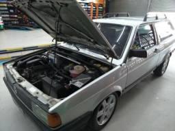 VW Parati 1.8 turbo - 1990