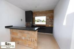 Casa nova em cond fechado no Capricórnio para financiamento bancário