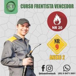 Curso para Frentista( Ji-Paraná)