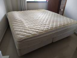 Cama Box King Importada Sealy