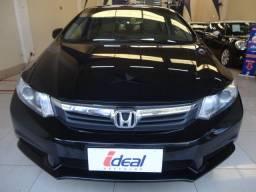 Honda Civic 1.8 Lxs 16v Flex 4p Aut * Aceito Troca * Financio